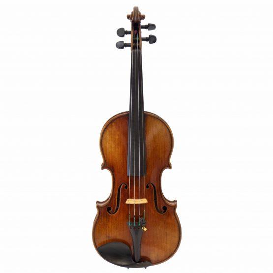 John Juzek Violin full front