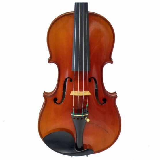 Marc Laberte Workshop Violin front body