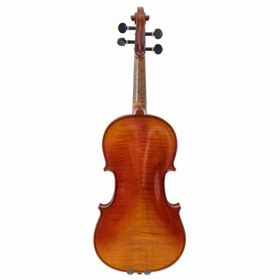 Marc Laberte Workshop Violin full back