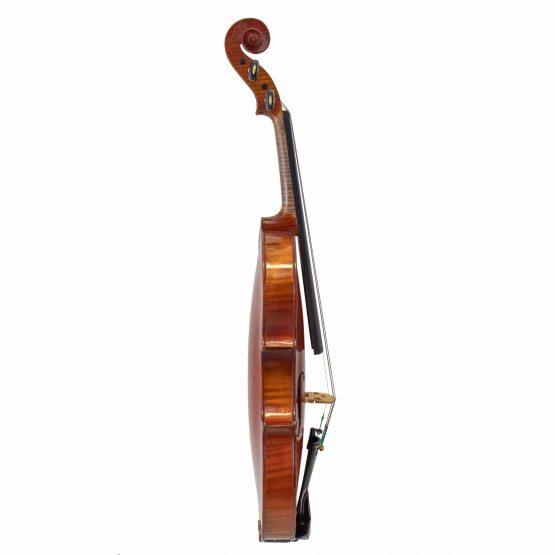 Marc Laberte Workshop Violin full side