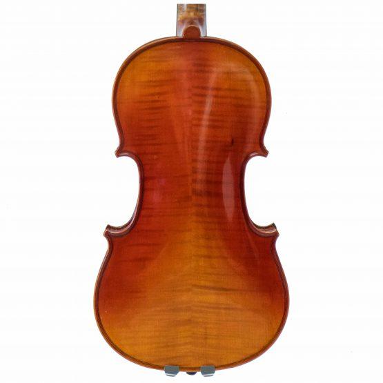 Marc Laberte Workshop Violin back body