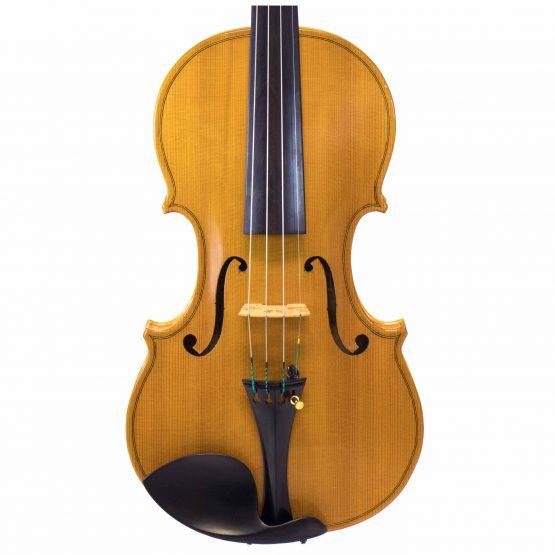 1980 G.P. Love Violin front body