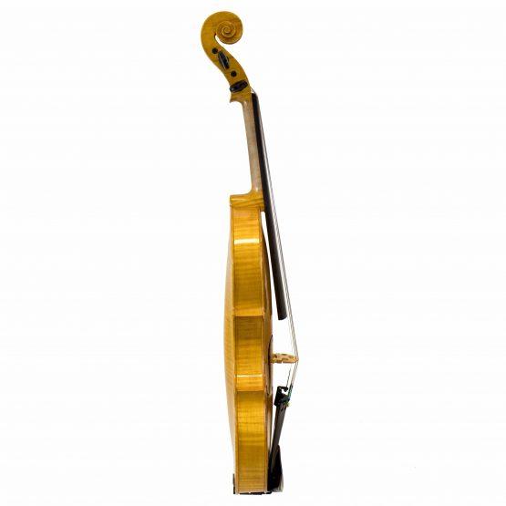 1980 G.P. Love Violin full side