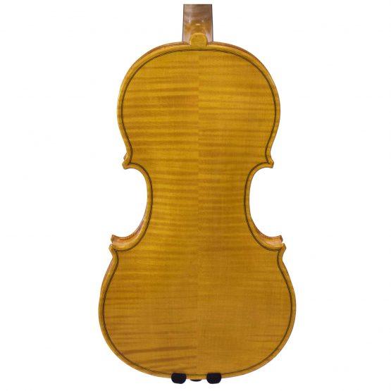 1980 G.P. Love Violin back body