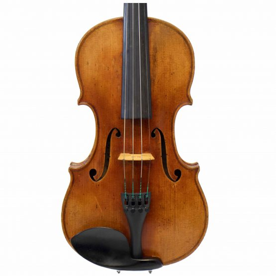 G.A. Pfretzschner Violin front body