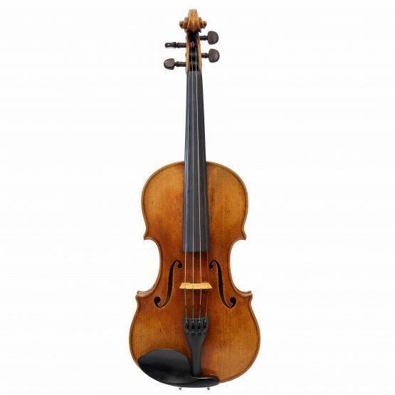G.A. Pfretzschner Violin full front