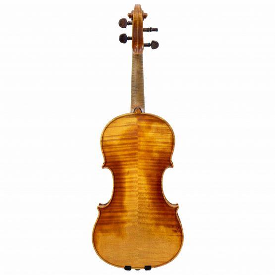 G.A. Pfretzschner Violin full back