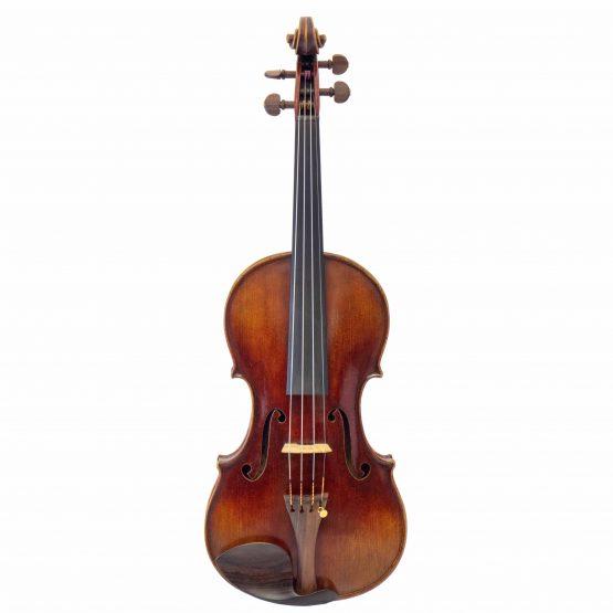 1910 Bela Szepessy Violin full front