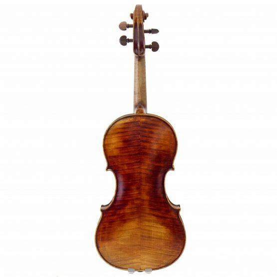1910 Bela Szepessy Violin full back