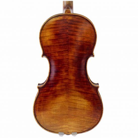 1910 Bela Szepessy Violin back body