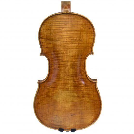 C. 1850 Tyrolean Violin back body